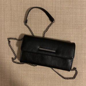 Steve Madden small black purse/ clutch